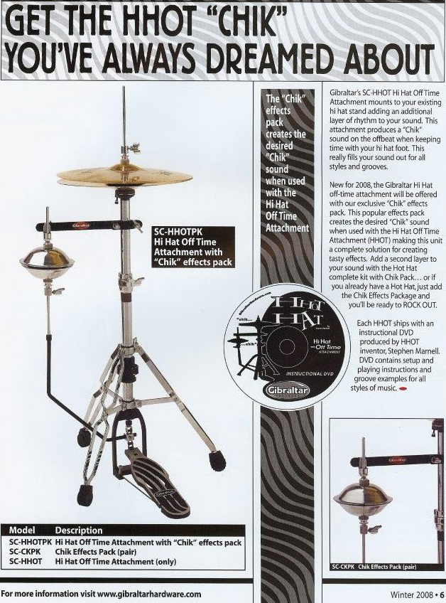 Drum Business Article